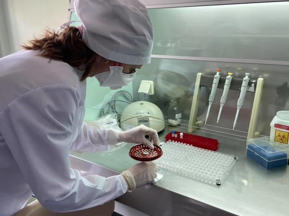 Как нижегородцев проверяют на коронавирус - фото 1