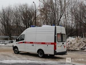 Годовалый ребенок попал в больницу в результате аварии в Городецком районе