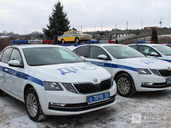 13 новых машин поступило на службу нижегородским сотрудникам ГИБДД - фото 17