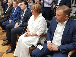 В Нижегородской области зарегистрированы кандидаты на пост губернатора