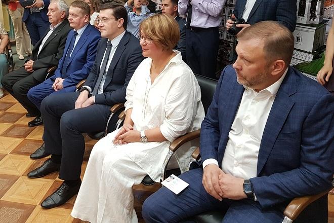 Нижегородский избирком зарегистрировал пятерых претендентов напост губернатора