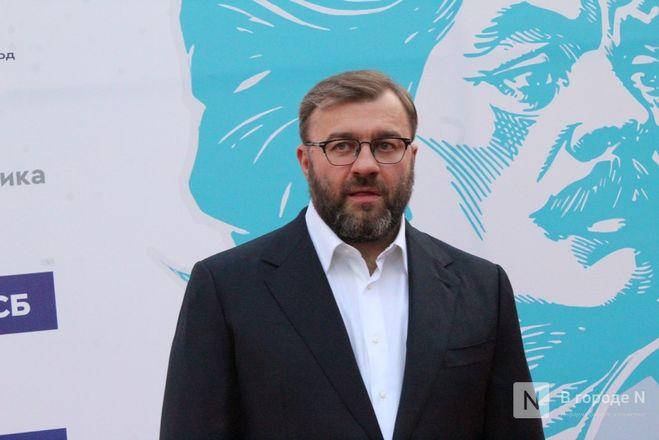 Маски на красной дорожке: звезды кино приехали на «Горький fest» в Нижний Новгород - фото 57
