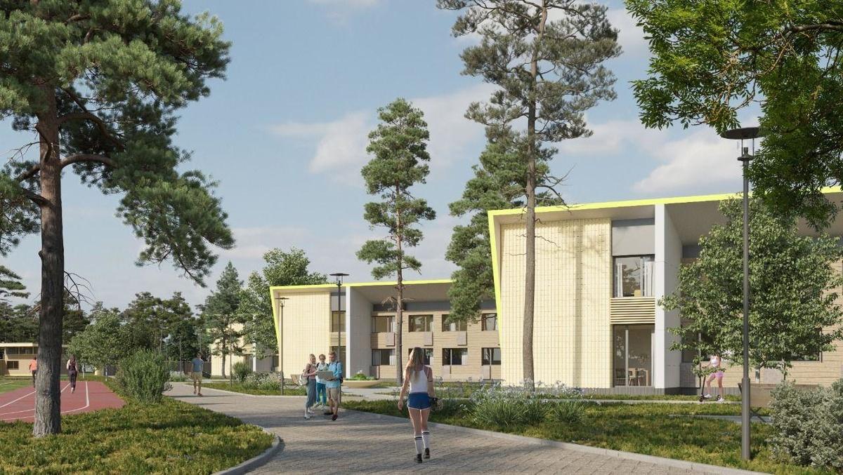 Архитектурные решения для корпусов «Школы 800» подготовили проектировщики - фото 1