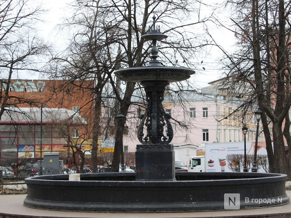 Нижний Новгород выплатит 109 млн рублей при расторжении концессии по фонтанам - фото 1