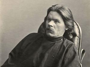 Выставка «Максим Горький и фотография» откроется в Нижнем Новгороде