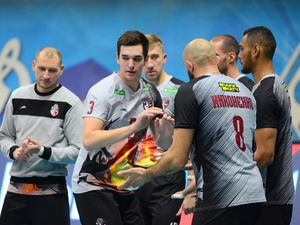 Нижегородская волейбольная команда АСК стала полуфиналистом Кубка России