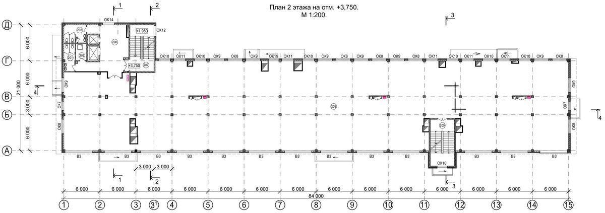 Строительство бизнес-центра с парковкой на 200 мест завершается в Нижнем Новгороде - фото 9