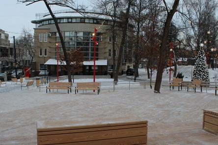 Нижегородские депутаты рекомендовали отказаться от деревянных настилов при благоустройстве