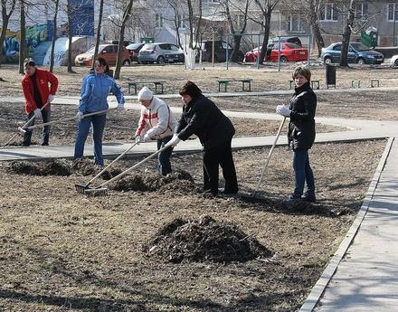 Общегородской субботник в Нижнем Новгороде перенесли на неделю