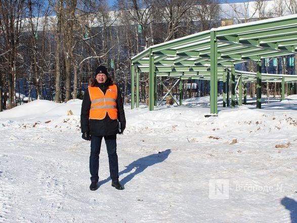 Детский центр в нижегородском парке «Швейцария» готов на треть - фото 5