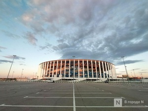 Зрителей и СМИ не пустят еще на один матч РПЛ на стадионе «Нижний Новгород»