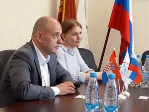 НГТУ им. Р.Е. Алексеева посетили представители Хозяйственной палаты Хорватии