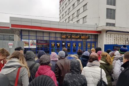 Угроза взрывов: в Нижнем Новгороде прокатилась волна массовых эвакуаций (ФОТО)