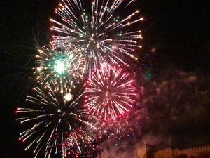 Праздничным салютом завершился День Победы в Нижнем Новгороде (ФОТО, ВИДЕО)