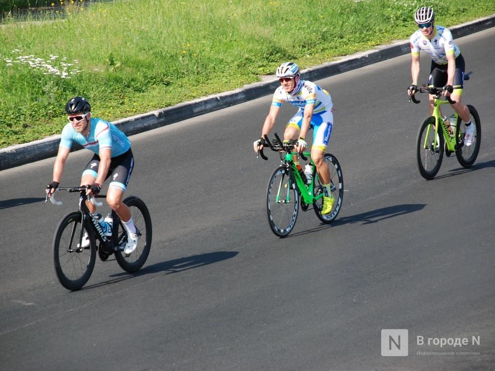 Велопробег в честь Дня Государственного флага России стартовал в Нижнем Новгороде - фото 1