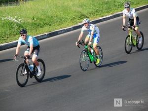 Велопробег в честь Дня Государственного флага России стартовал в Нижнем Новгороде