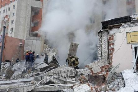 Взрыв на Мещерском бульваре в Нижнем Новгороде