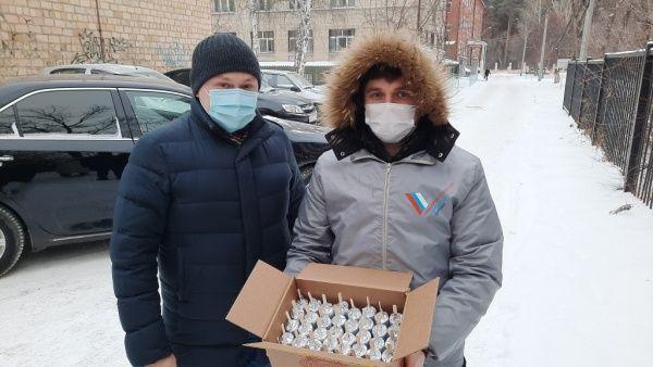 Нижегородским врачам подарят 4 000 эскимо - фото 1