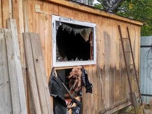 Пожарные назвали причину гибели жителя Богородска в загоревшейся бытовке