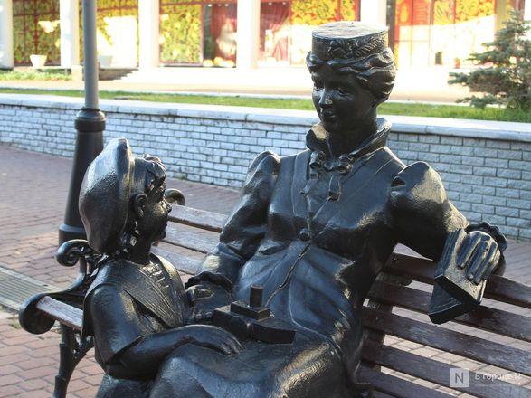 Труд в бронзе и чугуне: представителей каких профессий увековечили в Нижнем Новгороде - фото 36