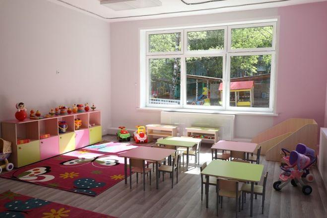 Новый корпус детсада №119 в Приокском районе готовится принять малышей - фото 2