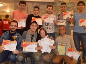 Иностранные студенты политеха на фестивале «В этом мире большом»