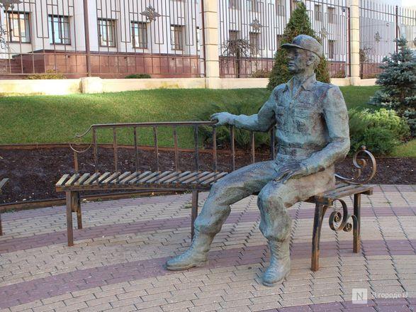 Труд в бронзе и чугуне: представителей каких профессий увековечили в Нижнем Новгороде - фото 21