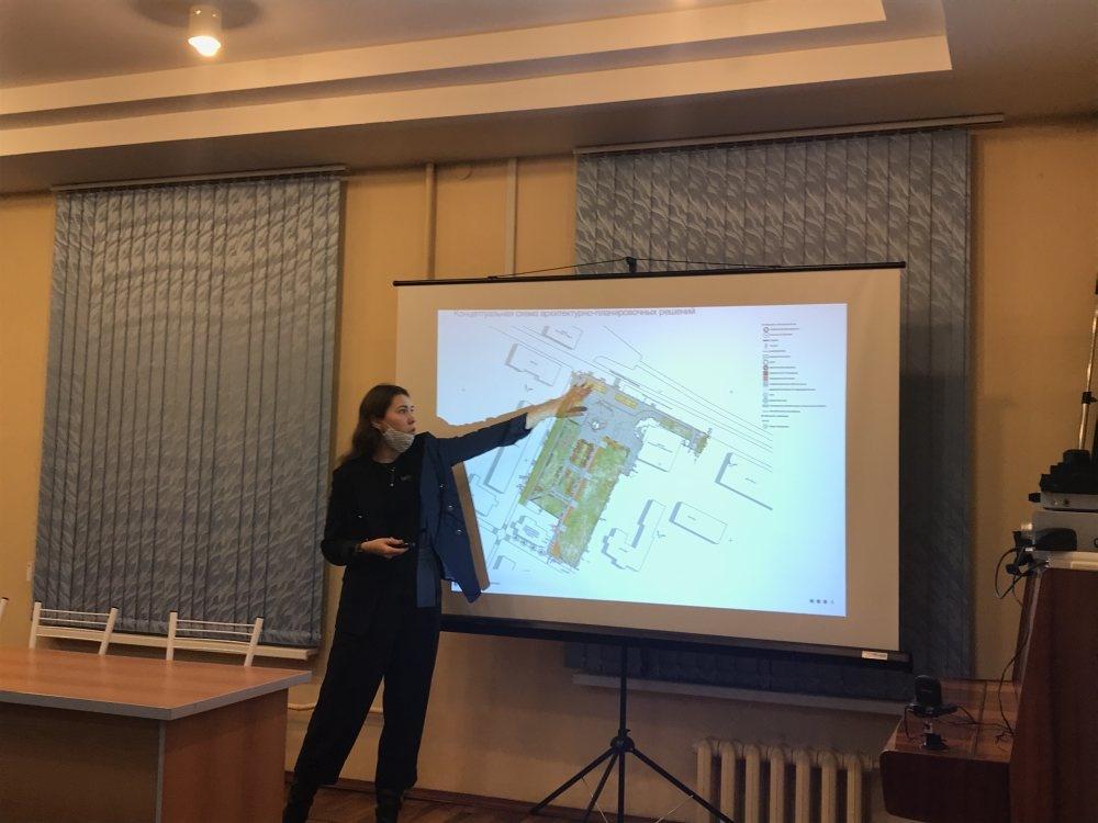 Новое освещение и брусчатка появятся в нижегородском сквере Нестерова - фото 1