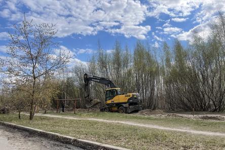 Пляж и велодорожка появятся у Сортировочного озера в Нижнем Новгороде
