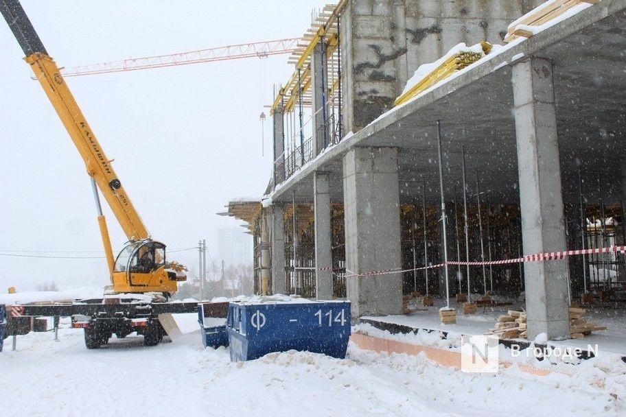 Строительство «Школы 800» в Верхних Печерах завершится к июлю 2021 года - фото 1