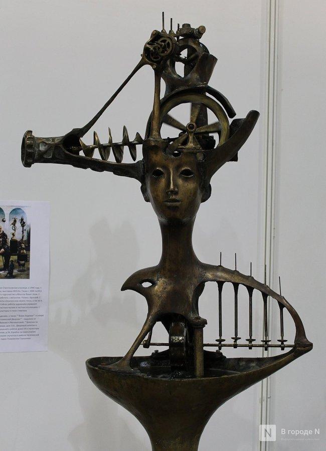 Творчество чистой воды: движущиеся скульптуры прибыли в Нижний Новгород - фото 2