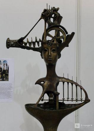 Творчество чистой воды: движущиеся скульптуры прибыли в Нижний Новгород - фото 9