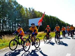 Нижегородские велосипедисты проедут через 13 районов за 13 дней