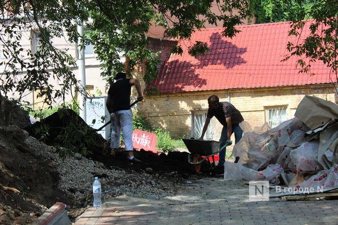 Вид на Кремль и каменные мыши: как изменится Почаинский бульвар в Нижнем Новгороде - фото 42