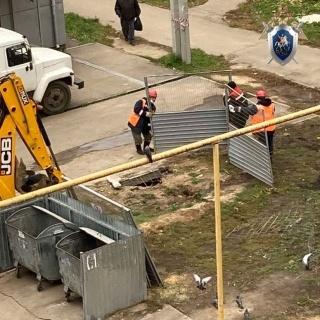 Уголовное дело возбуждено по факту травмирования нижегородца в яме с кипятком - фото 1