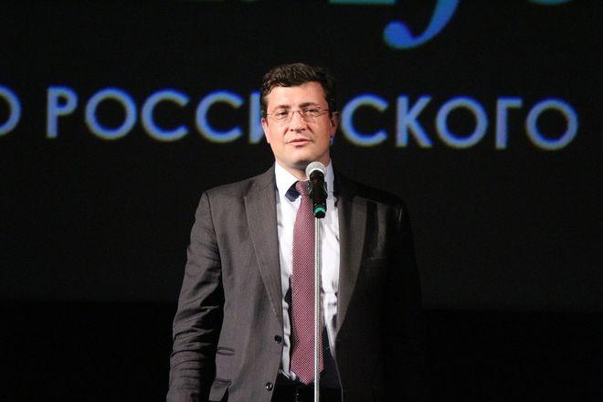 Звезды российского кино приехали в Нижний Новгород на «Горький fest» - фото 19