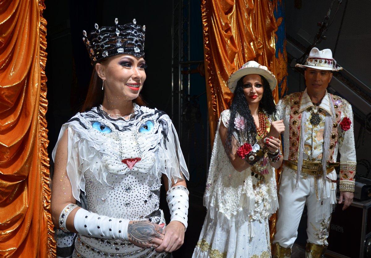 Шоу Гии Эрадзе «5 КОНТИНЕНТОВ» — праздник, который захочется увидеть снова - фото 2