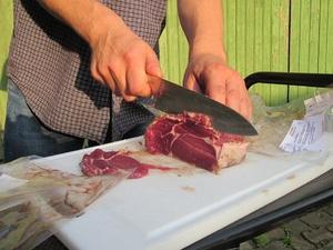 В мясе кабана из арзамасского леса нашли опасных личинок