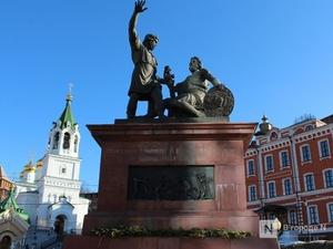 Памятник Минину и Пожарскому планируется передать Нижегородской области