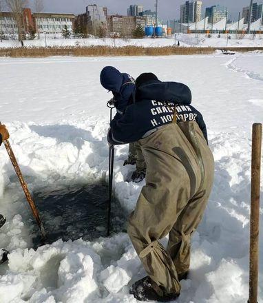 Замор рыбы устраняют на Мещерском озере - фото 4