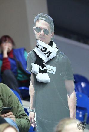Картонный болельщик поддержал БК «НН» в победном матче с «Цмоки-Минск» - фото 2