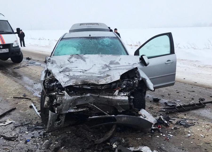 Водитель иномарки погиб в ДТП в Арзамасском районе - фото 1
