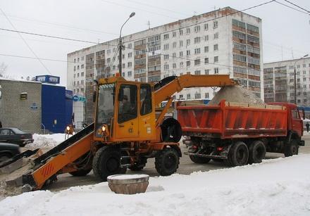 Почти 19 тысяч кубометров снега вывезли с нижегородских улиц за сутки