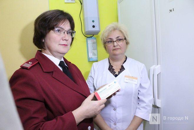 Более 650 тысяч доз вакцины от гриппа поступило в Нижегородскую область - фото 13
