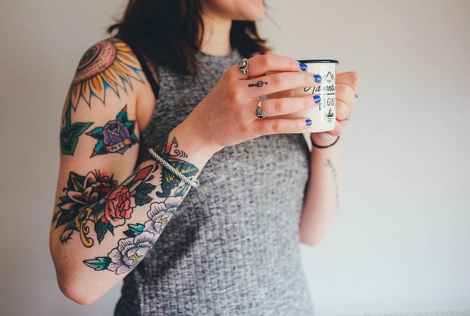 Пять опасностей, которые подстерегают людей с татуировками - фото 1