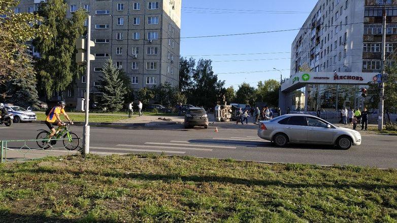 Первоклассник попал в больницу в День знаний после ДТП в Сормове  - фото 3