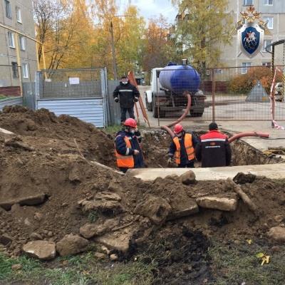 В Минздраве рассказали о состоянии провалившегося в яму с кипятком нижегородца - фото 1