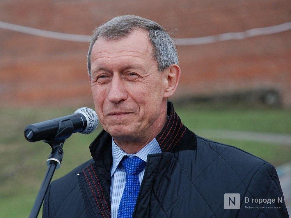 Сергей Горин возглавил комиссию по соцполитике Гордумы Нижнего Новгорода