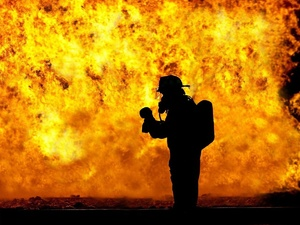 МЧС предупреждает нижегородцев о высокой пожароопасности лесов