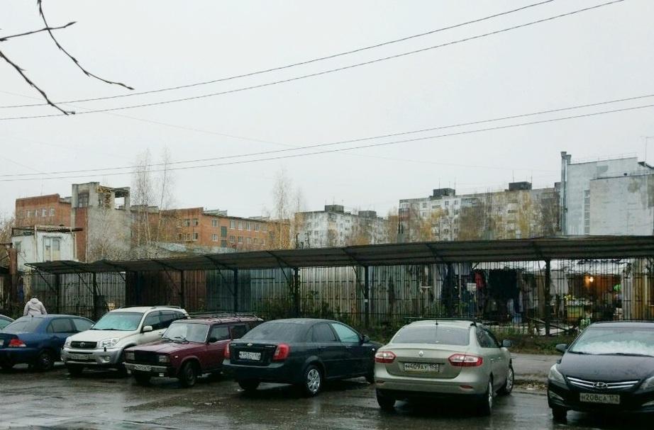 Рынок планируется ликвидировать в Приокском районе - фото 1